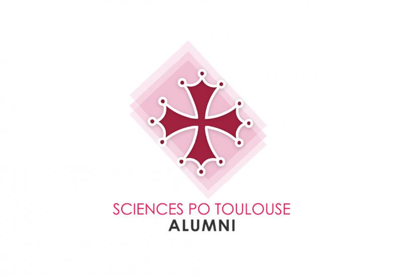 Logo de l'association des diplômés de Sciences Po Toulouse
